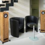 Pearl Acoustics high quality loudspeakers
