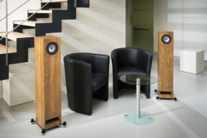 Pearl Acoustics high quality loudspeakers