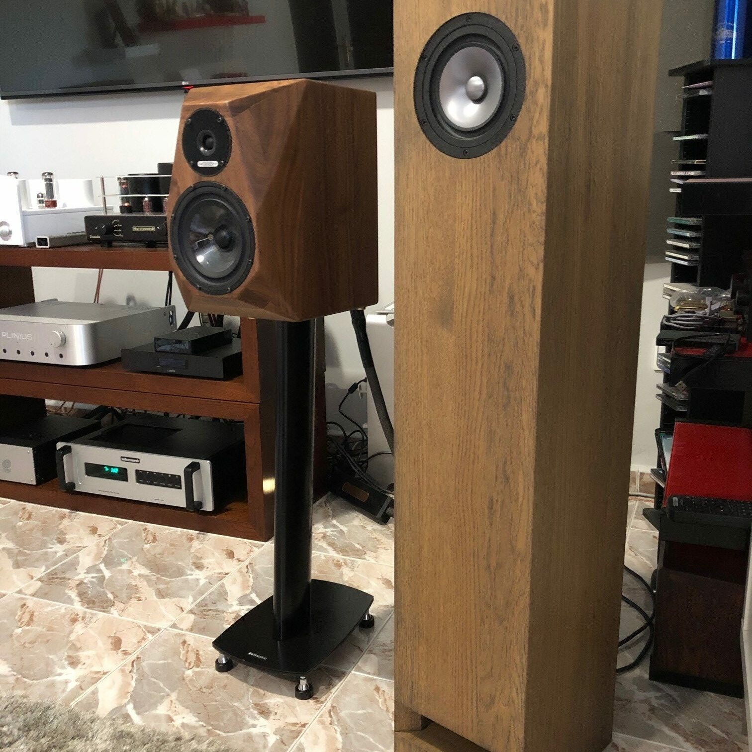 Pearl Acoustics Home Audio Speakers