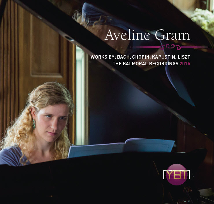Aveline CD front cover